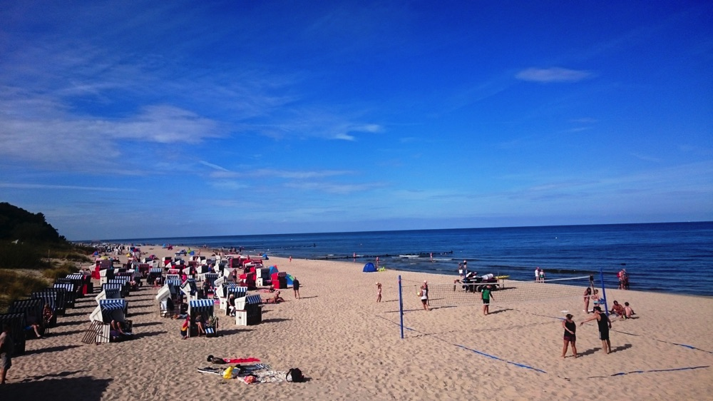 Der vielseitige Bansiner-Strand