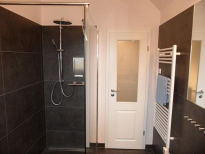 Duschbad - große Dusche