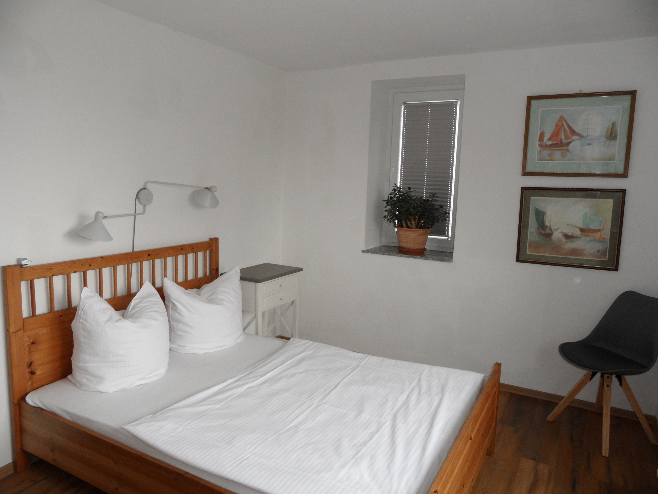 1. Schlafzimmer zur Seeseite