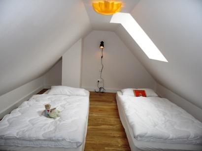 3. Schlafzimmer ganz oben