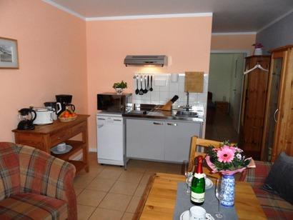 Wohn/Küchebereich
