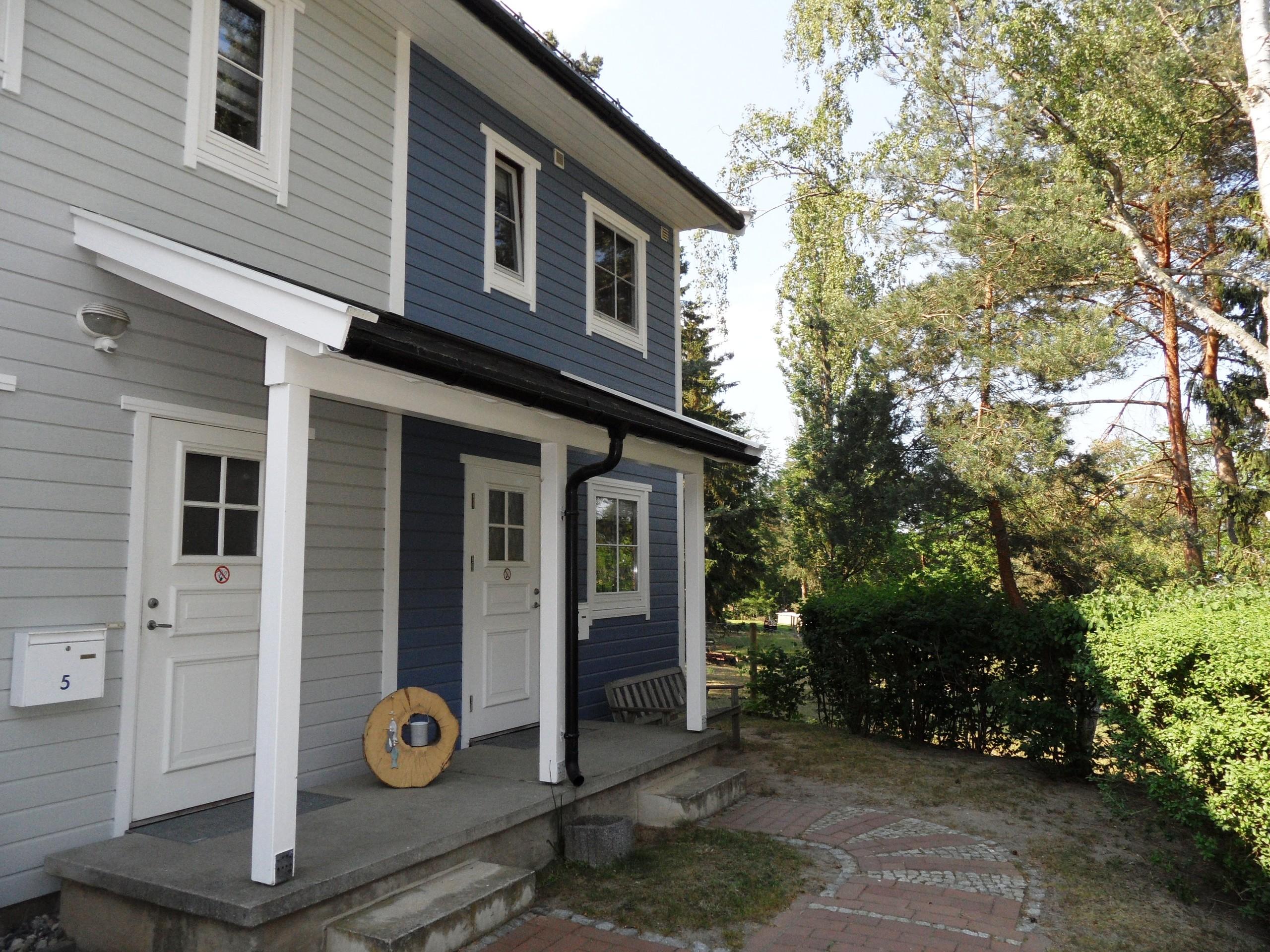 Eingang Haus Nr. 5