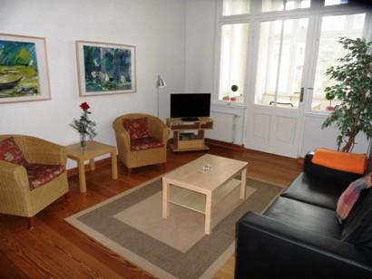 Wohnzimmer inkl. Loggia