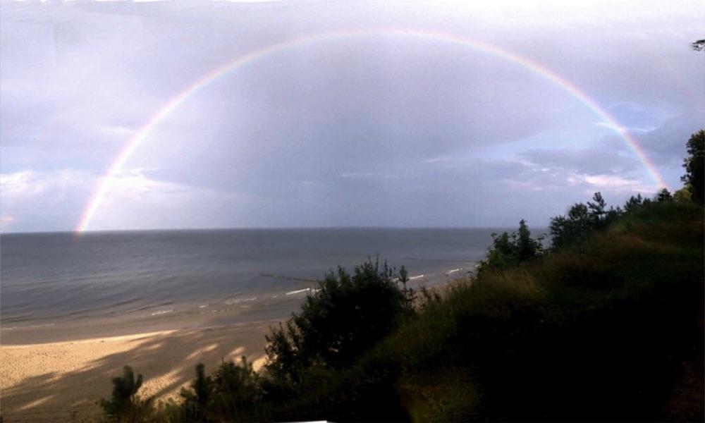 Panorama Regenbogen