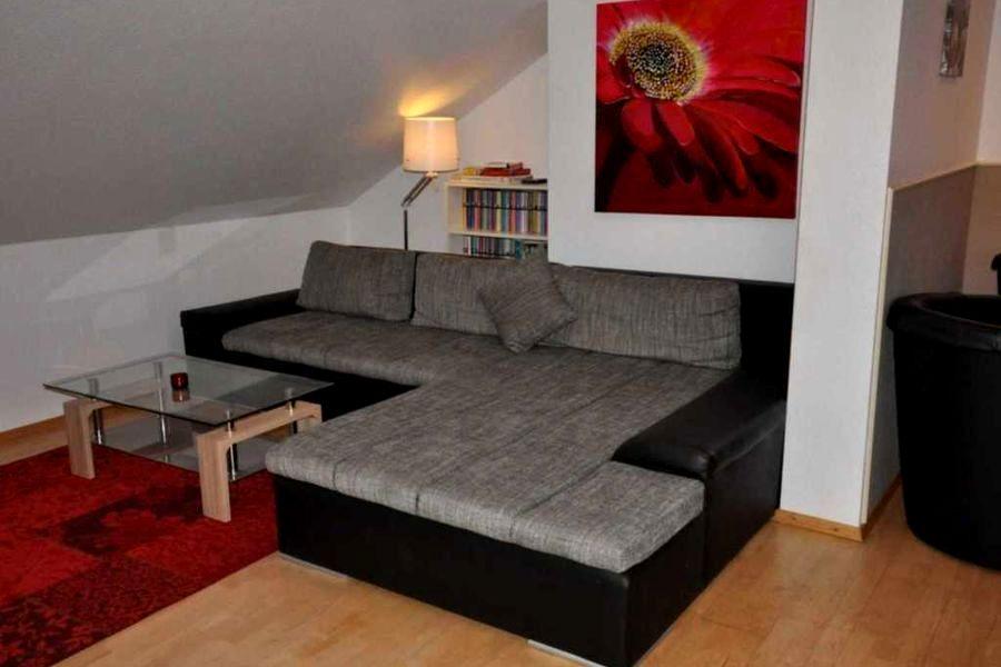 Wohnzimmer - Eckcouch